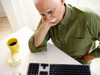 Online dating for older people